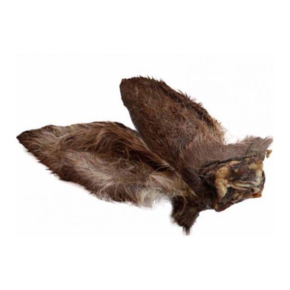 Teomann szárított őzfül szőrrel és fülkagylóval