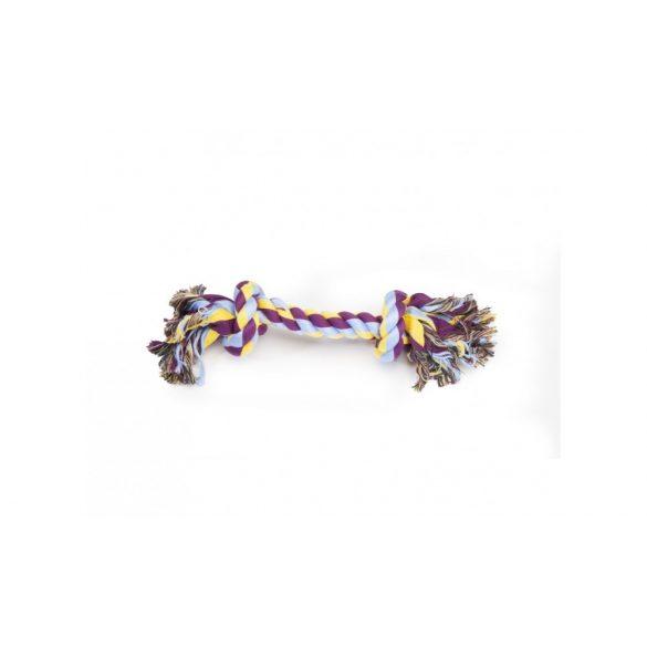Camon fonott pamutköteles játék plusz, két csomós 21 vagy 28  cm