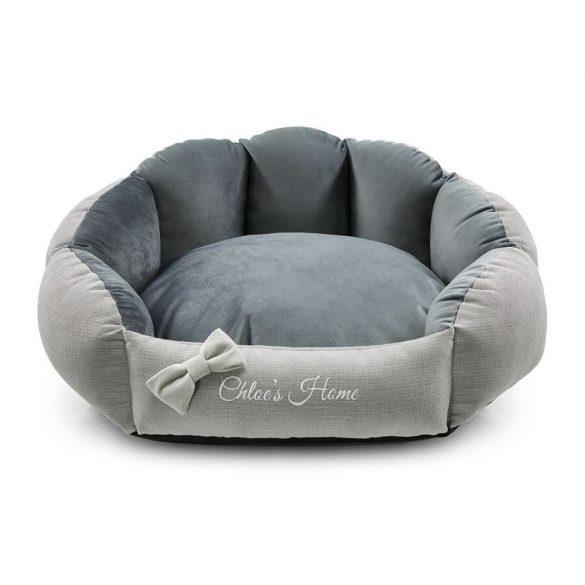 Chloe's home bed Bahamas Grey