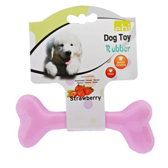 Ebi illatosított kutyacsont játék