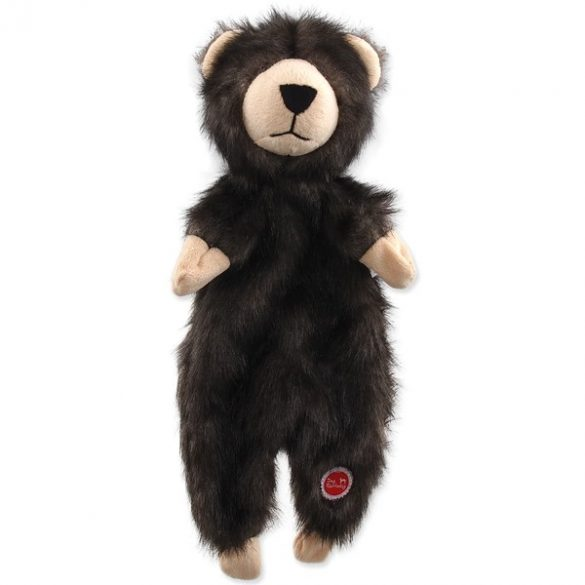 Plüss medve sípolós 34cm