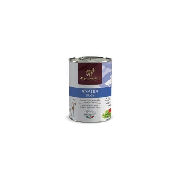 Marpet - Kacsa monoproteines diétás teljes értékű táp táplálék intolerancia csökkentésére 400gr