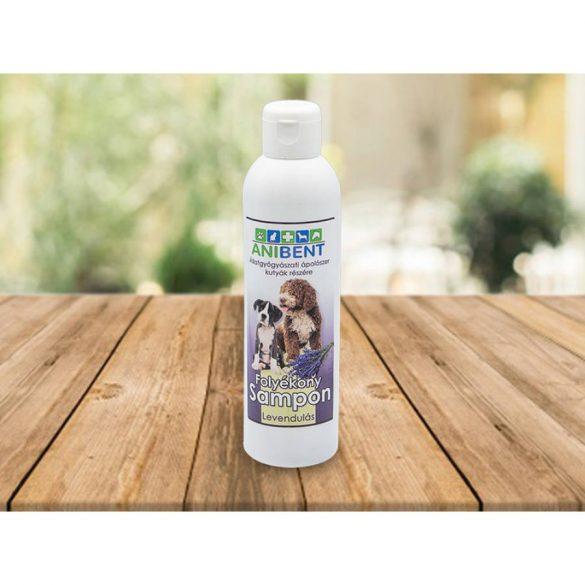 Anibent folyékony sampon kutyáknak - levendula illatú 200 ml
