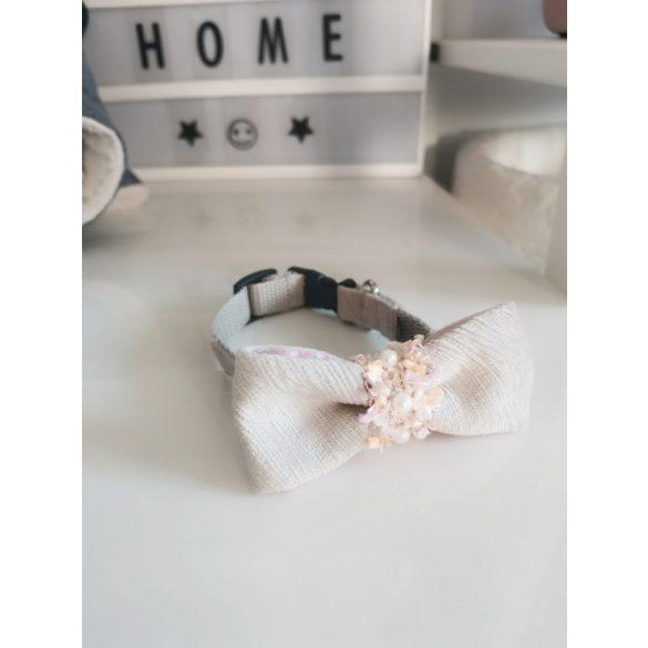 Chloe's Home csokornyakkendő Perlove ecru