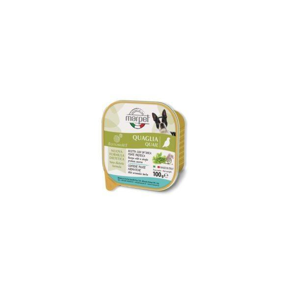 Marpet - fürj monoproteines diétás teljes értékű táp táplálék intolerancia csökkentésére 100gr