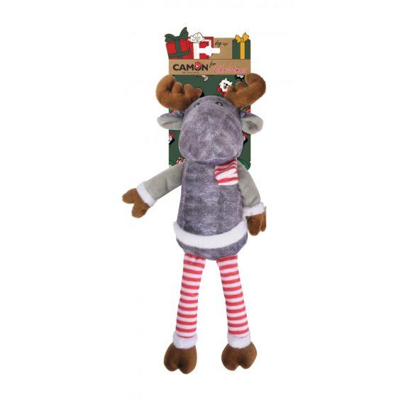 Sípolós karácsonyi plüss figurák 40cm