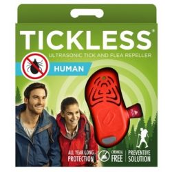 Tickless Human ultrahangos kullancs- és bolhariasztó emberi használatra