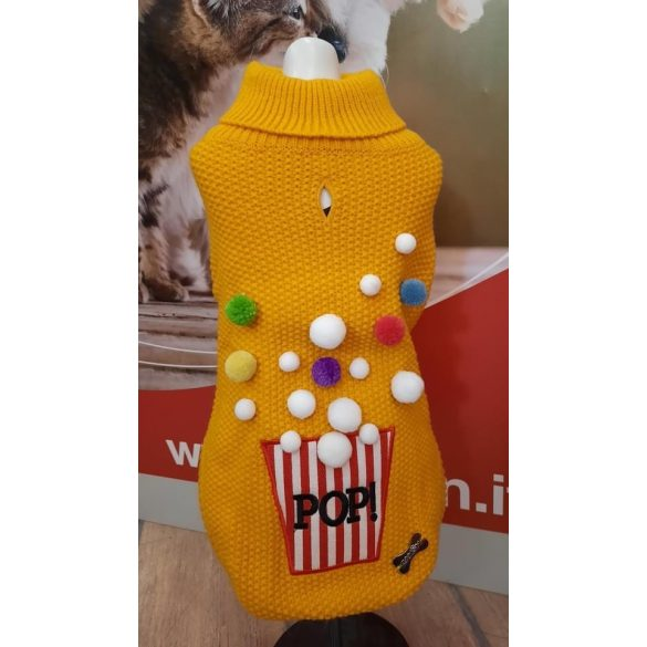 Camon Birba - kötött pulcsi