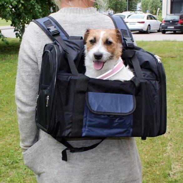 Trixie Connor hátizsák fekete/szürke