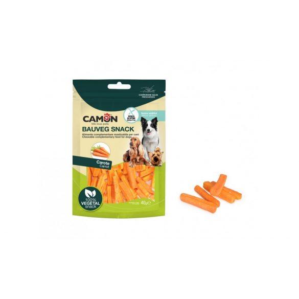 Camon ropogós sárgarépás snack 100% vegetal