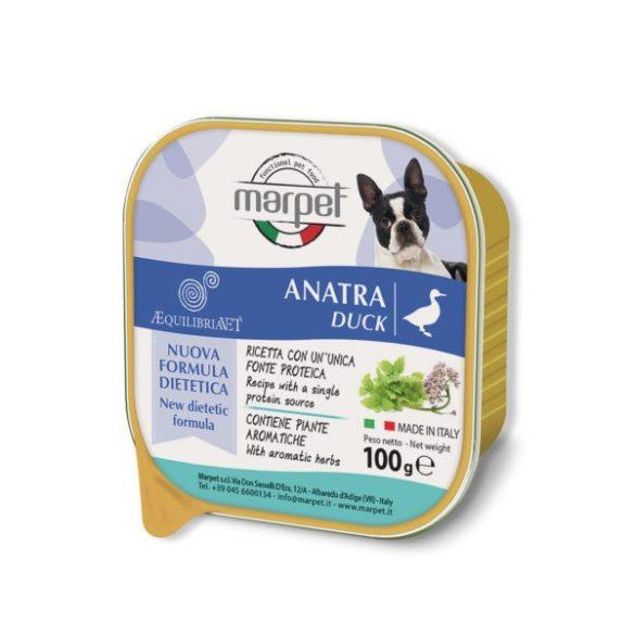 Marpet - kacsa monoproteines diétás teljes értékű táp táplálék intolerancia csökkentésére 100gr