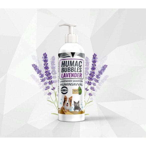 HUMAC® BUBBLES LAVENDER sampon 250 ml