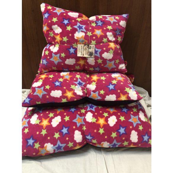 Pink stars kutyapárnák több méretben - Kiwi Shop by Kutyakuckó