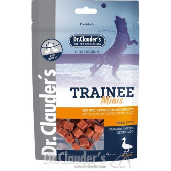 Dr. Clauder's Kacsás Tréning Snack Mini 50g