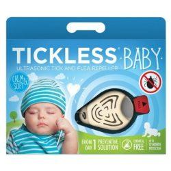 Tickless Ultrahangos kullancsriasztó baby bézs