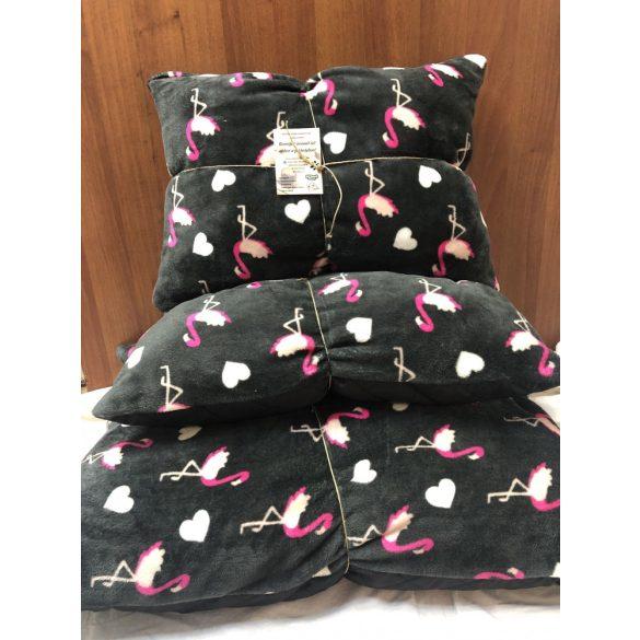 Flamingós kutyapárnák több méretben - Kiwi Shop by Kutyakuckó
