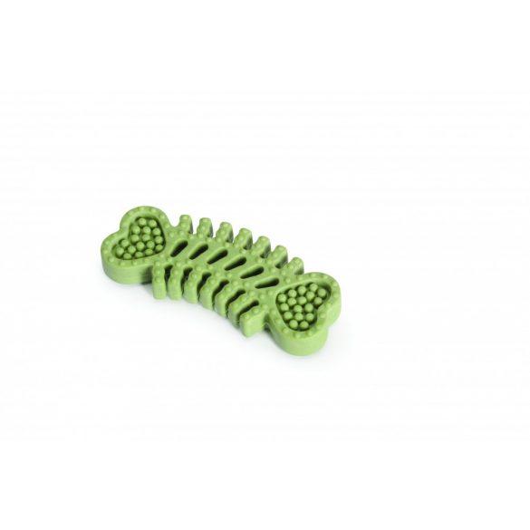 Halszálkás vegetal dental almás