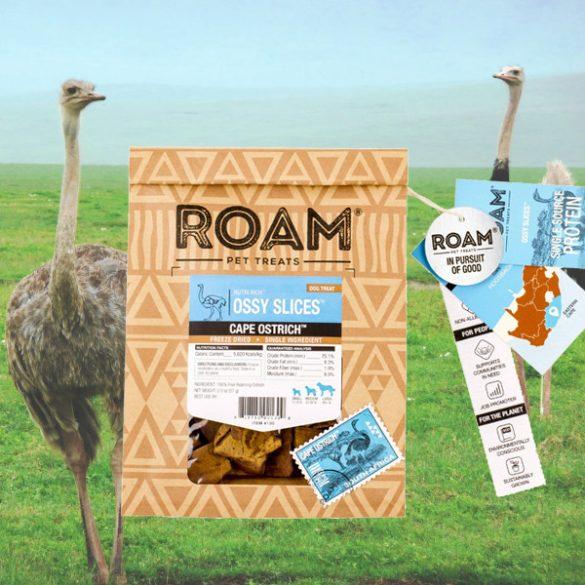 ROAM - 100% strucc jutalomfalat allergiás kutyáknak - fagyasztva szárított