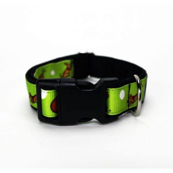 PusziPacsi - Egyedi nyakörv - DogDay