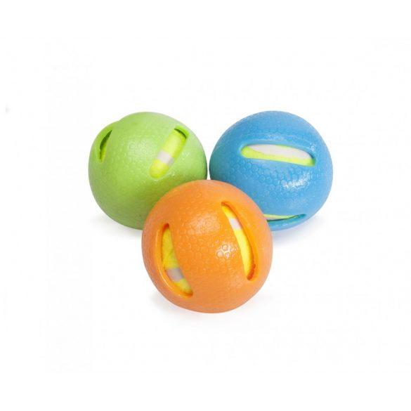 Teniszlabda TPR gumival borítva 7,5 cm
