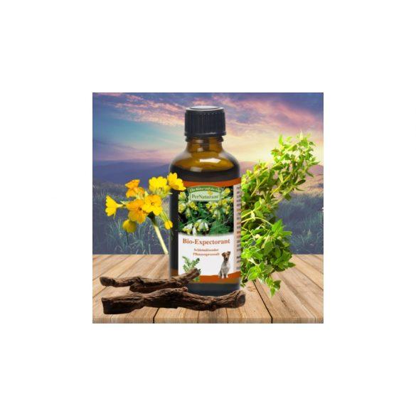 Expectorant bio gyógynövény szirup - száraz, kennel köhögés ellen, 50 ml PerNaturam