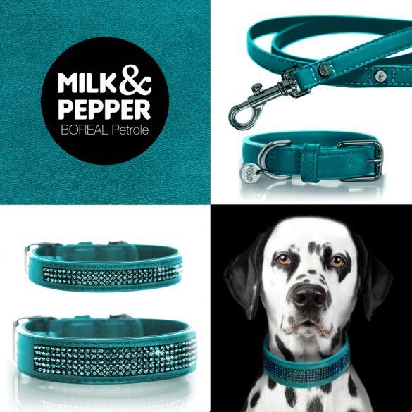 Milk&Pepper boreal blue nyakörv