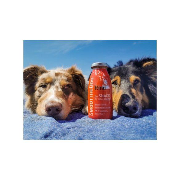 SmoothieDog - Marhahús smoothie menü kutyáknak 250 ml