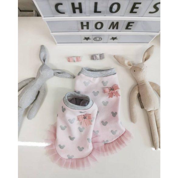 Chloe's home mouse dress