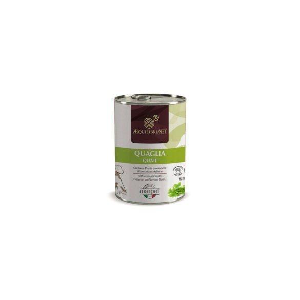 Marpet - fürj monoproteines diétás teljes értékű táp táplálék intolerancia csökkentésére 410gr