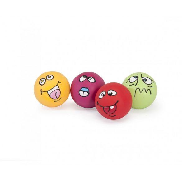Camon smiley labdák latex 6 cm