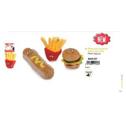 Camon sípolós plüss fast food