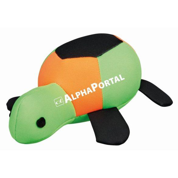 Vízen úszó puha teknős 20cm