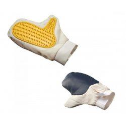 Camon Latex szőrfésülő kesztyű