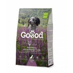 Goood szárazeledel senior (idős kutyáknak) - szabadon tartott bárány és fenntartható pisztráng 3 féle kiszerelésben