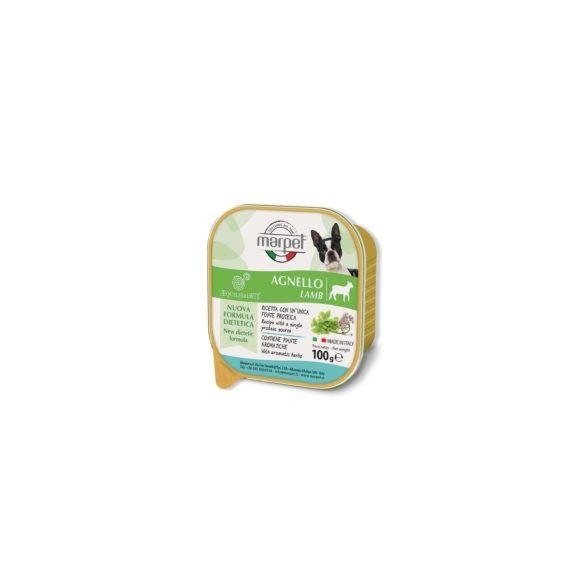 Marpet - bárány monoproteines diétás teljes értékű táp táplálék intolerancia csökkentésére 100gr