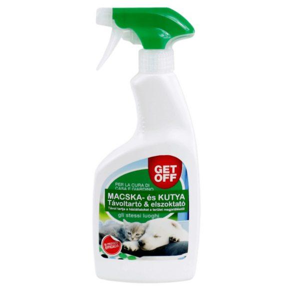 Get Off - kutya- és macska elszoktató és távoltartó spray