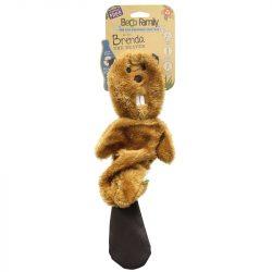 Beco plüss játékok - Tömőanyag nélkül - Brenda,a hód