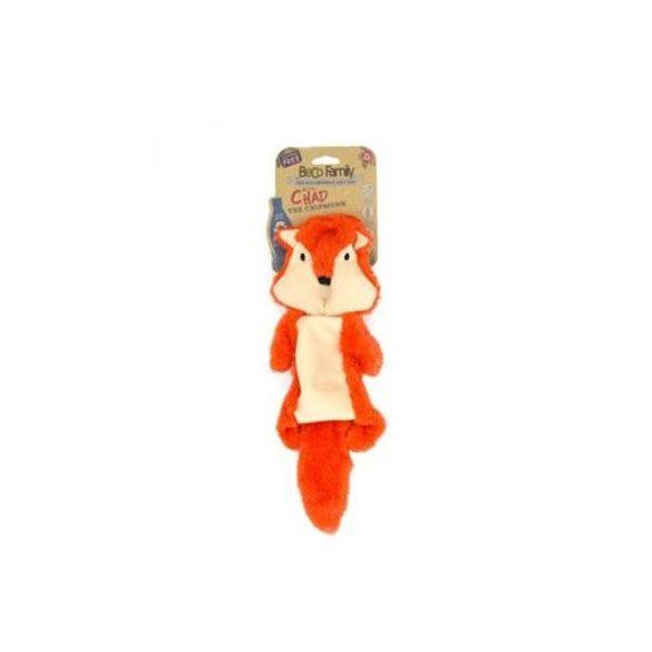 Beco plüss játékok - Tömöanyag nélkül - Chad, a mókus