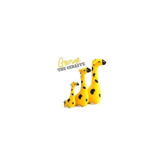 Beco puha játekfigura - George, a zsiráf