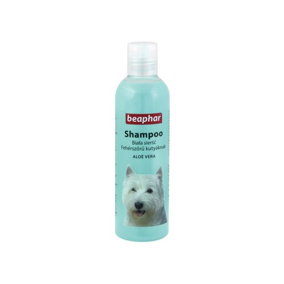 Beaphar sampon fehérszőrű kutyáknak