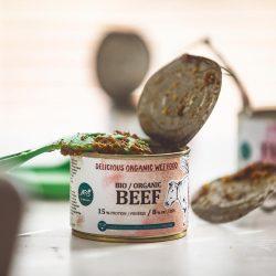 Bio marhahús konzerv kutyáknak