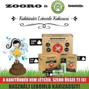 Zooro lebomló kakizacsi 1 tekercs