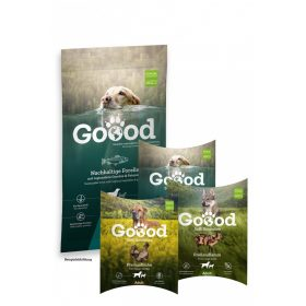 Goood - német szuperprémium kutyaeledelek a környezettudatosság jegyében