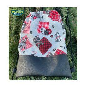 Kiwi Pet's tornazsákok - a legmenőbb kutyás hátik